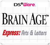 Brain Age Express - Arts & Letters.png