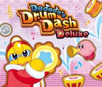 Dedede Drum Dash Deluxe title.png