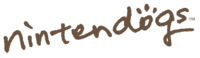 Nintendogs series logo