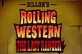 Dillon Rolling Western Last Ranger logo.png