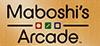 Maboshi's Arcade series logo