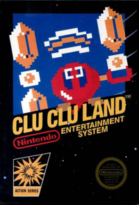 VS. Clu Clu Land boxart.png