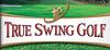 True Swing Golf series logo
