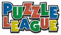 Puzzle League series logo