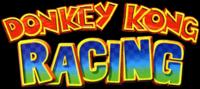 Donkey Kong Racing logo.png