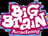 Big Brain Academy series logo