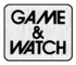 Game & Watch series logo