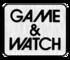Game & Watch series logo