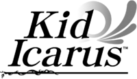 Kid Icarus series logo