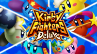 Kirby Fighters Deluxe title.png