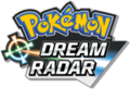 Pokemon Dream Radar logo.png