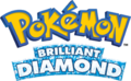Pokemon Brilliant Diamond logo.png